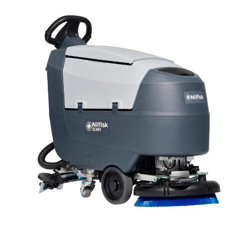 Maszyna do mycia podłóg Nilfisk SC 401