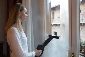 myjka parowa do okien