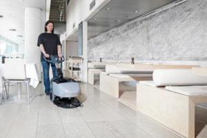 Maszyny czyszczące dla hoteli