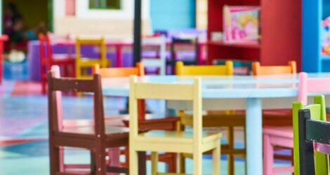 dezynfekcja w przedszkolach i żłobkach